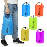 10L 20L 40L 70L Impermeabile Borsa Confezione per sacchi a secco per kayak Canoa campeggio Viaggio