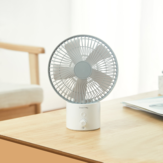 Smart Frog MF600 USB Charging Household Circulation Fan Strong Wind Low Noise Low Energy Consumption
