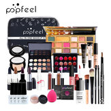 POPFEEL 30Pcs Makeup Kosmetik Set