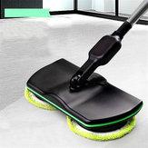 Wireless Rotary Listrik Rechargeable Floor Mop Pembersih Rumah Scrubber Polisher