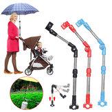 Golf Şemsiye Standı Sepeti Bebek Şemsiyesi Tutucu Araba Arabası Şemsiye Braketi Tekerlekli Sandalye Şemsiye Standı Yürüyüş Seyahat