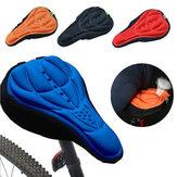 Outdoor Fietsen 3D Bicycle siliconengel Pad Seat Saddle Cover zachte kussen