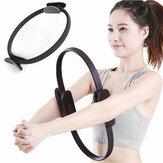 Çift Kavrama Eğitim Yoga Pilates Yüzük Kas Eğitim Yoga Daire Vücut Şekillendirme Fitnes Egzersiz Aletler