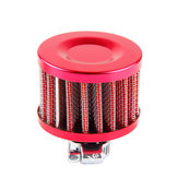 12mm Universal Round Car Air Filter Crankcase Oil Valve Filter