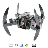 ADeept Quadruped Robot Kit forArduino with Infrared Remote Control and Python APP, Spider Walking Crawling Robot