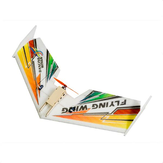 Dancing Wings Hobby DW Mini Rainbow EPP 600mm Spanwijdte FPV Flying Wing RC Vliegtuigset