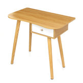 Nordic Maple Laptop Desk Home Small Table Simple Student Bedroom Writing Desk for Home Office
