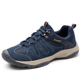 Men Breathable Outdoor Hiking Sneakers