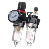"""G1 / 4 """"Inline Αέρας Compressor Filter Regulator Gauge Trap Oil Water Regulator"""