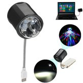 4W LED Flexible Crystal Stage RGB USB Lights Lamps DJ Club Disco/Party Effects