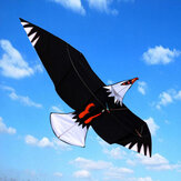 High Quality 3D Eagle Kite single line stunt kite Outdoor Sports Toys for kids