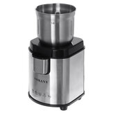 Electric Coffee Grinder Maker Beans Mill Herbs Nuts Spice Grinding Milling 200W
