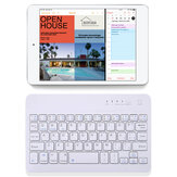 Bakeey 110mAh bluetooth Wireless Keyboard for iPad / Mobile Phone / Tablet PC iOS Android System