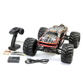 JLB 2.4G Racing CHEETAH 1/10 Brushless RC Car Truck 80A Caminhões 11101 RTR Com Bateria