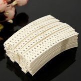 3400pcs 170 Value 0805 SMD Resistor Kit 0R~10MR 1/8W 5% Resistance