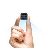 1080P HD Mini USB камера 140 ° Широкоугольный беспроводной Видеорегистратор Видеокамера ночного видения Cam Baby Монитор для домашней безопасности