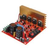 DX-188 Stereo 2.0 180 Вт + 180 Вт мощный динамик с воздушным охлаждением Усилитель Плата