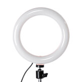 96 LED Ring Light 3 Colors 6500K Studio Photography Photo Selfie Fill Light for iPhone Smartphone Youtube Makeup Live Stream Broadcast