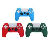 DOBE TP5-0512 Rubber Skin Cover for PS5 Gamepad Silicone Protective Case for Playstation 5 Controller Joystick Shell Case