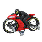2.4G Remote Flying Motorcycle Mini Done With Led Light Air/Landing Mode Dual Mode Headless Mode RC Quadcopter