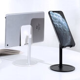 TOPK D01 Desktop Mobile Phone Tablet Holder Stand for iPad Air for iPhone 12 XS 11 Pro POCO X3 NFC Mi10