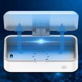 Multifunktionsautomatik UV Sterilisator für Maske Zahnbürste Handy Beauty Unterwäsche Beauty Unterwäsche Sterilisation UV Sterilisator Desinfektionsbox