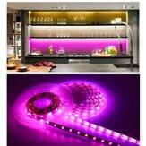 0,5M / 1M / 2M / 3M / 4M / 5M USB LED Faixa de luz Stepless escurecimento retroiluminação à prova de água para a decoração da casa da cozinha