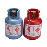 Gas Tank Piggy Bank Gas Cylinder Coin Storage Bank Box Money Container Gift Toys Random Color
