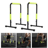 CALLIVEN 2 Stuks Enkele Parallelle Bars Multifunctionele Dip Stand Station Muskus Fitness Workout Push Up Stand Gym Thuis Oefening