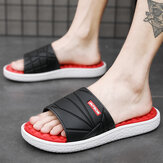Men's Large-size Casual Fashion Outdoor and Indoor Home Slippers