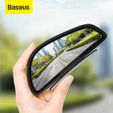 Baseus 2 шт. Авто зеркало заднего вида Водонепроницаемы 360 градусов широкий гнев помощник по парковке авто заднего вида безопасности Зеркала д