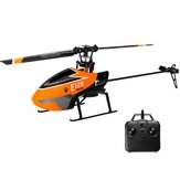 Eachine E129 2.4G 4CH 6-Axis Gyro Altitude Hold Flybarless RC Helikopter RTF