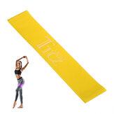 500x50x0.45mm 12lb weerstandsbanden Natuurlijke latex oefenbanden Pilates Flexbands Home Fitness