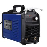 220V Portable IGBT ARC MMA 200 Amp Saldatura Inverter DC ARC Welding Machine EU Plug
