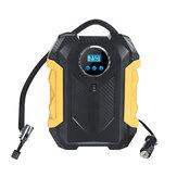 12V 150 PSI Portable Mini Air Pump Compressor Handheld Car Tire Intelligent Digital Display Electric Inflatable Pump