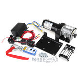 Electric Winch 3000lb 12v Car Winch Is Used for Beach Motorcycle Self-rescue And Rescue The Best-selling Winch