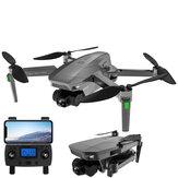 ZLL SG907 MAX 5G WIFI FPV GPS com 4K HD Câmera dupla de três eixos Gimbal óptico de posicionamento de fluxo sem escova Dobrável RC Drone Quadricóptero RTF