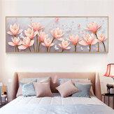 DIY 5D Diamond Painting Magnolia Flower Art Craft Kit Handmade Needlework Wall Decorations Gifts for Kids Adult