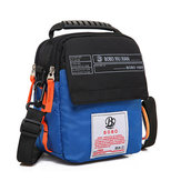 Men Nylon Waterproof Casual Lightweight Crossbody Bag