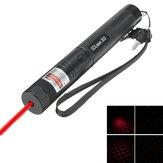 303の650nm赤色ビームレーザーポインターの調整