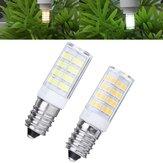 AC110-240V E14 5 W 2835 Não Stroboscopic 52 LED Cerâmico Lâmpada de Milho para Decoração de Casa Interior