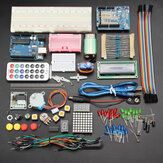 Geekcreit UNO R3 Basic Learning Starter Kits Upgrade Version Geekcreit for Arduino - products that work with official Arduino boards