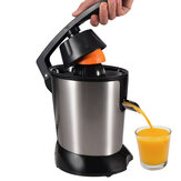 Électrique Orange Presse-agrumes Machine Rotation Automatique Citron Fruit Squeezer Ménage 220V-240V