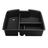 Car Center Console Armrest Storage Box Organizer For Chevrolet Chevy GMC Sierra