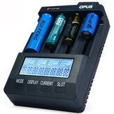 Opus BT-C3100 V2.2 4Slots LCD Display Smart Intelligent Universele Batterijlader