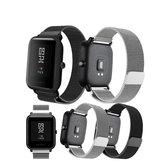 Bakeey Milanese Watch Bande Bracelet de montre de remplacement pour Amazfit Pace Youth Montre intelligente Non original
