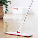 YIJIE YC Non-woven Disposable Mop Wet Dry Double Use Ring Hook Design Silm Flat Mop Aluminum Floor Mop from Xiaomi Youpin