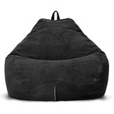 85x105CM Lazy Bean Bolsa Cover Seat Chair Interior Veludo Casa