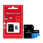 MicroDrive Memory Card TF Micro SD Card High Speed Class10 16GB 32GB 64GB 128GB com adaptador SD para celular para PSP Game Console MP3 Camera Drone