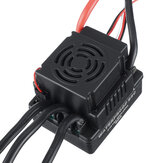 80A Brushless ESC with 5.8V/3A SBEC 2-4S for 1/8 RC Car Parts